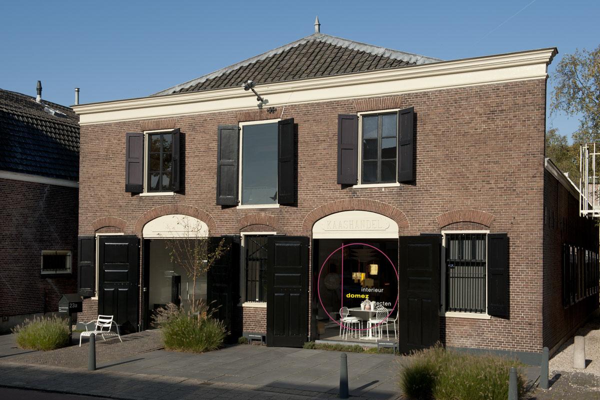 Het pakhuis van Domez Interieurarchitecten